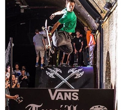 VANS全球职业滑手TNT将于7月21日空降上海鞋测活动现场!