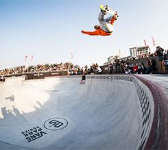VANS职业公园滑板赛上海站领票通道正式开启!