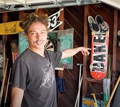 VANS SKATEBOARDING 呈现:TYSON PETERSON 晋升职业滑手背后的故事