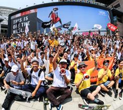 由VANS支持的亚太地区世界滑板日活动回顾视频火热来袭!