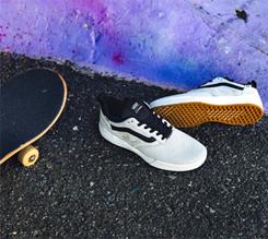 卓越缓震 滑行不止丨VANS发布全新ULTRARANGE PRO职业滑板鞋