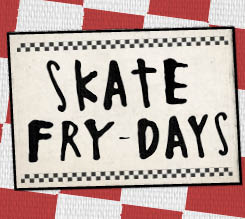 """最""""HOT"""" VANS SKATE FRY-DAYS """"滑板星期五""""即将登陆长沙!"""