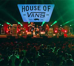 VANS宣布2018 HOUSE OF VANS亚洲之旅正式启程