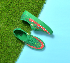 VANS带来2017年亚洲CUSTOM CULTURE定制鞋大赛获胜鞋款