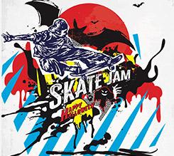 VANS支持北京原力街头滑板场万圣节滑板狂欢活动!