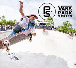 全球顶级公园地形滑手齐聚盐湖城,争夺2019年度VANS职业公园滑板赛冠军