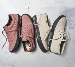 VANS PRO SKATE ARCAD 发布了SANTA CRUZ SKATEBOARDS 限量经典职业滑板鞋,由日本艺术家 TAKA HAYASHI 打造