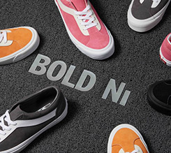VANS [NEW ISSUE] 系列 —— BOLD NI