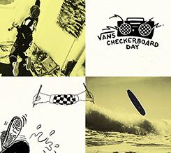 VANS正式宣布开启棋盘格日,为全球创意表达助力