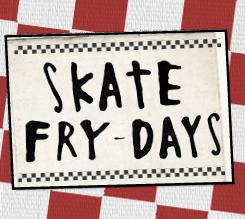 "VANS SKATE FRY-DAYS""滑板星期五"" 即将登陆北京"