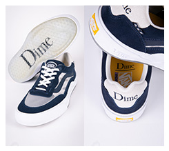 VANS 联手 DIME 推出全新鞋款:THE WAYVEE