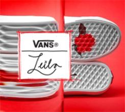 Vans | Leila Hurst 联名系列
