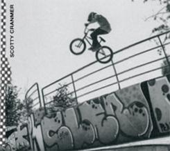 SK8HI PRO BMX CRANMER