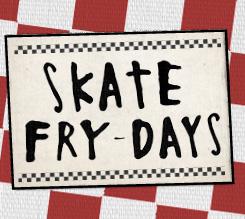 "VANS SKATE FRY-DAYS""滑板星期五""即将登陆南通"