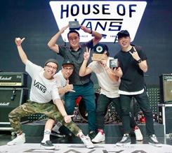 VANS正式宣布2018年VANS MUSICIANS WANTED音乐人征集大赛冠军