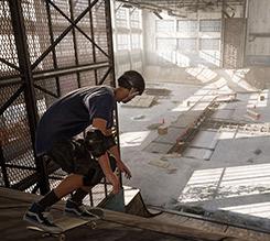 传奇继续 — 托尼霍克职业滑板游戏 1+2, 9月4日将发布重置版本