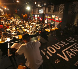 HOUSE OF VANS武汉站全攻略