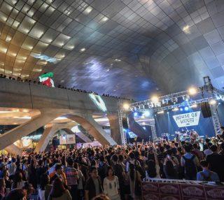 VANS登陆首尔中心 庆祝50年OFF THE WALL品牌精神