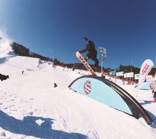 HI-STANDARD单板滑雪比赛北京站即将开始