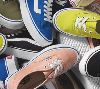 VAULT BY VANS携手SCHOELLER推出全天候鞋款系列
