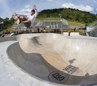 VANS 公园滑板赛男子组巡回赛周末登陆巴西