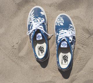 VANS推出众多冲浪系列联名鞋款